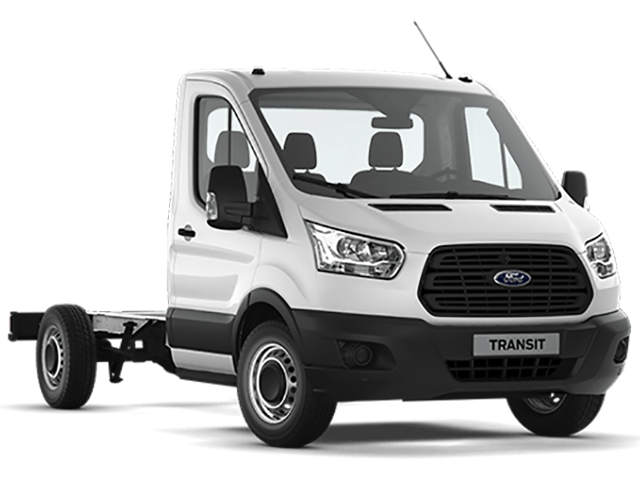 Ford TRANSIT Шасси 2020